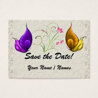 "Save the Date ""Hand Out"" Invitations by SRF"
