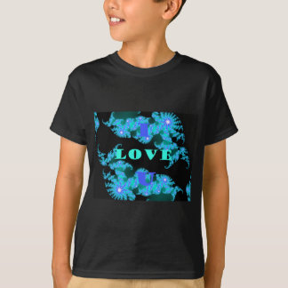 Save The Date I Love You.png T Shirt