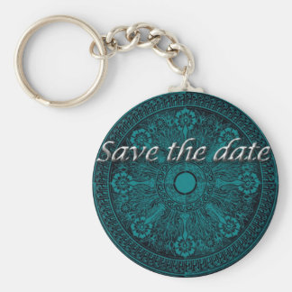 Save the Date! Key Chain