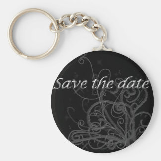 Save the Date! Key Chains
