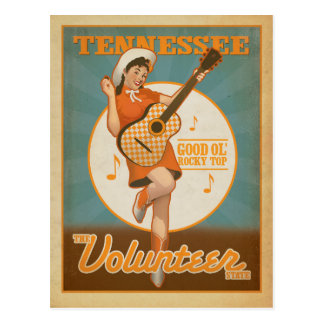 Save the Date | Knoxville, TN Postcard