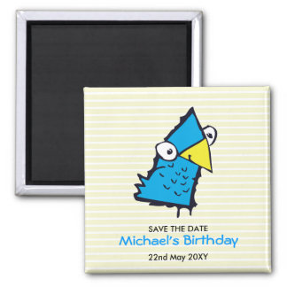 Save The Date Fridge Magnet