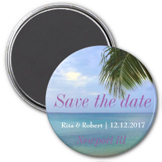 Save The Date | Magnet | For couples in love