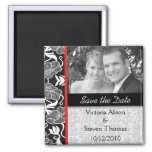 Save the Date Magnet - Romantic Couple