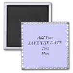 SAVE THE DATE Magnets CREATE YOUR OWN