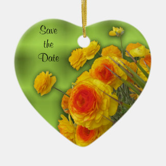 Save the Date Ornament