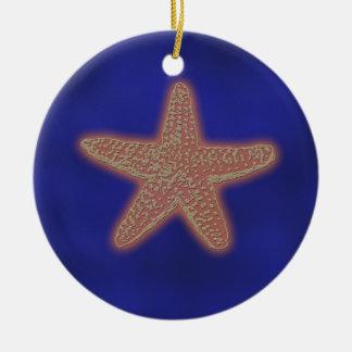 Save the date ornament invitations
