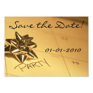 Save the Date! Party Invitations