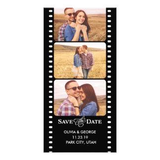 Save the Date | Photobooth Photocard Customized Photo Card