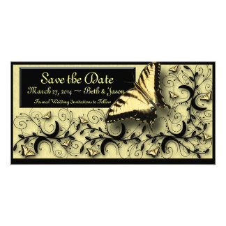 Save the Date photocard Photo Card
