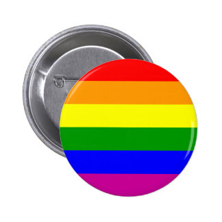Save the Date/Rainbow Wedding/Gay Pride Button