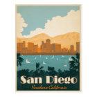 Save the Date | San Diego, CA Postcard