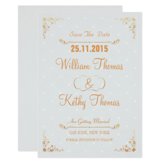 SAVE THE DATE, SAVE THE DATE ANNOUNCEMENT POSTCARD