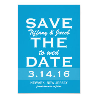 """Save the Date 