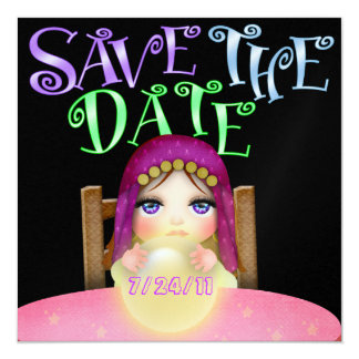 Save the Date - SRF Personalized Announcement