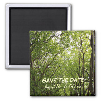 Save The Date Sycamores Magnet