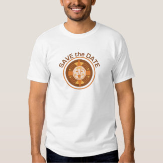 Save The Date Tee Shirt