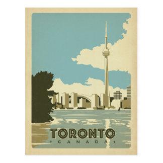 Save the Date | Toronto, Ontario 2 Postcard