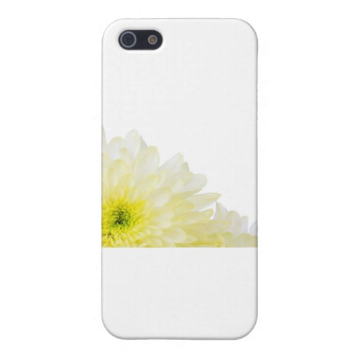 Save the Date yellow flower Cover For iPhone 5