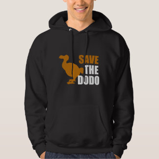 Save The Dodo Bird! Hoodie