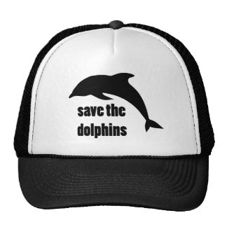 Save the Dolphins Cap