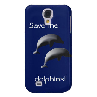 Save the dolphins Iphone3 Case