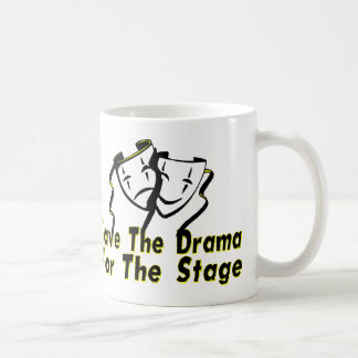 Save The Drama Coffee Mug