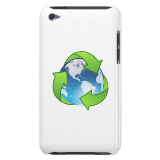 Save the Earth and Recycle Barely There iPod Case
