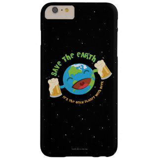 Save The Earth Barely There iPhone 6 Plus Case