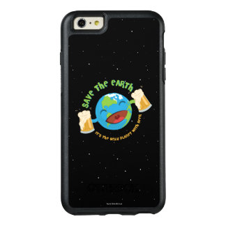 Save The Earth OtterBox iPhone 6/6s Plus Case