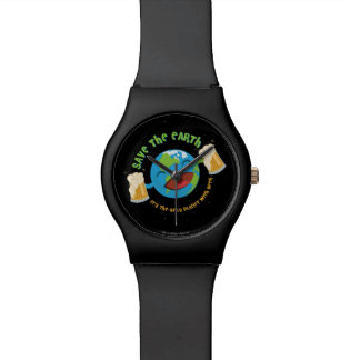 Save The Earth Watch