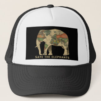 Save the elephant hat