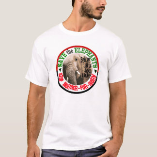 SAVE THE ELEPHANTS T-Shirt