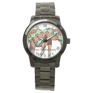save the elephants watch
