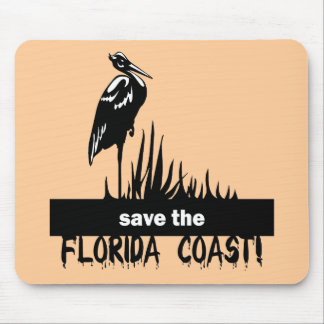 Save the Florida Coast Mousepads