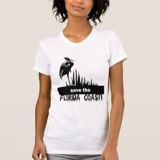 Save the Florida Coast T Shirt
