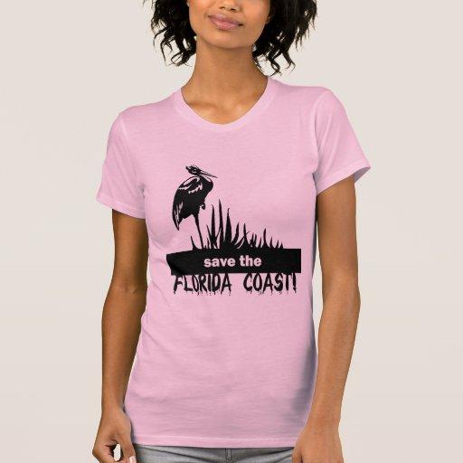 Save the Florida Coast Tees
