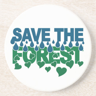Save The Forest coaster
