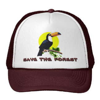 Save the Forest - Toucan Cap