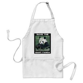 Save the Giant Panda Standard Apron
