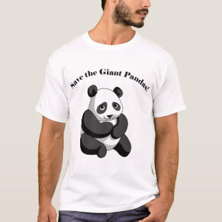 Save the Giant Pandas! T-Shirt