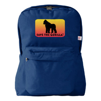 Save the Gorilla! Backpack