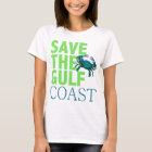 Save the Gulf Coast womens shirt