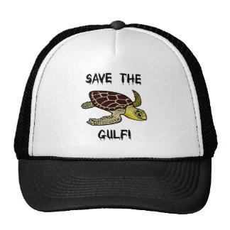 Save the Gulf Trucker Hats