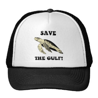 Save the Gulf Mesh Hat