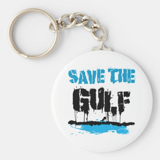 SAVE THE GULF KEY CHAINS