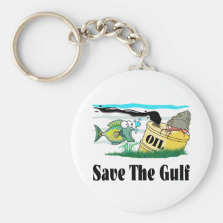 Save The Gulf Key Chain