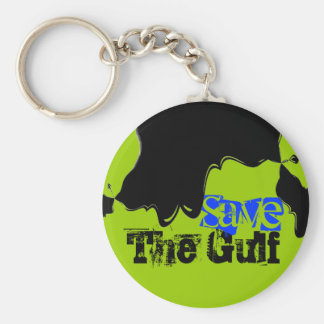 Save The Gulf  Keychain