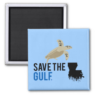 Save the Gulf Magnet