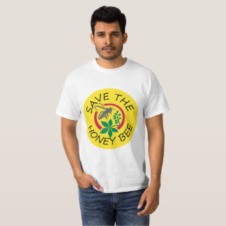 """Save the Honey Bee"" T-Shirt"